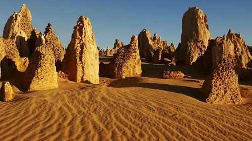 Lạc vào 'hành tinh khác' ở sa mạc Úc - 1