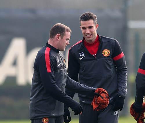 MU - Rooney: Giờ chia tay đã đến - 1