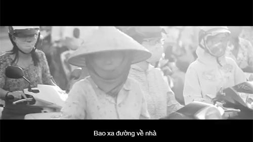 Thú vị với MV nói về Hà Nội tắc đường - 1
