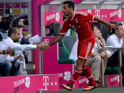 Thiago sẽ gây rắc rối cho Bayern - 1