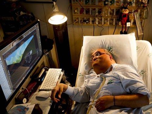 Người đàn ông nằm viện suốt 45 năm - 1