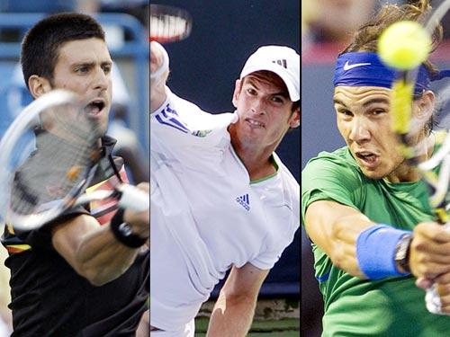 "Rogers Cup 2013: ""Tam đấu"" Djokovic, Murray, Nadal - 1"
