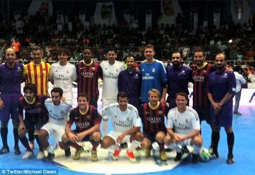 Real hạ Barca ở siêu kinh điển futsal - 1