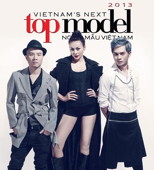 Giám khảo Next Top Model chỉ còn lại 3 - 1