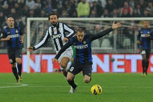 Juventus – Inter: Gỡ gạc thể diện - 1