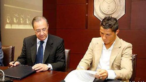 """Real học Barca để """"chiều"""" Ronaldo - 1"""