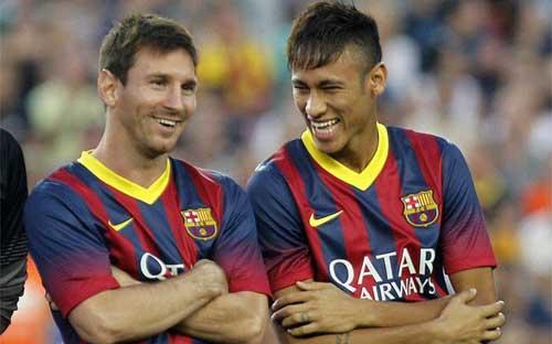 Cule tin vào cặp Messi – Neymar - 1