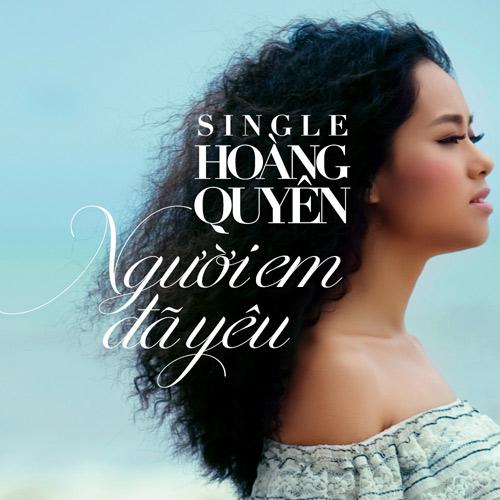 Hoàng Quyên ra single đầu tay - 1
