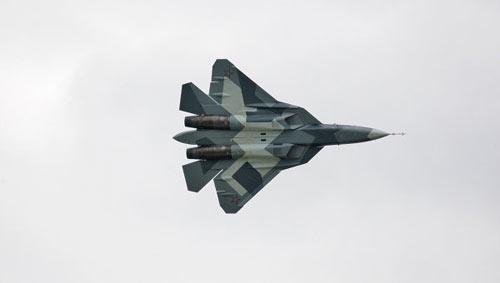 Nga nhận chiến đấu cơ T-50 ngay trong quý 3/2013 - 1