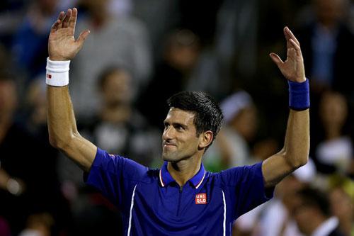 Lý do Djokovic nhảy sau chiến thắng - 1