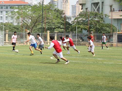 Khởi tranh giải BĐ Cup Độc Lập năm 2013 - 1