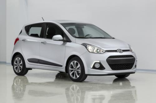 Hyundai i10 2014: Cách mạng ngoại hình - 1