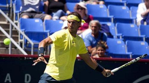 Nadal - Levine: Vượt trội (V2 Rogers Cup) - 1
