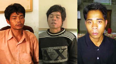 Vụ 5 phu trầm bị sát hại: Đề nghị Lào xét xử - 1