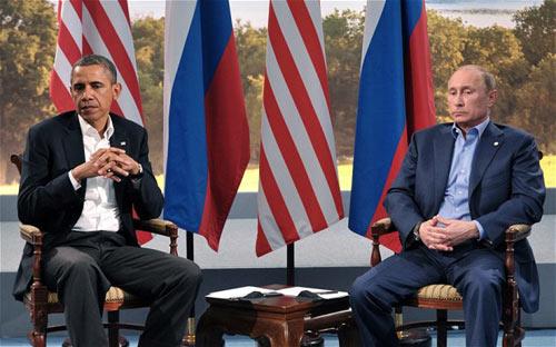 Obama hủy cuộc gặp với Putin vì Snowden - 1