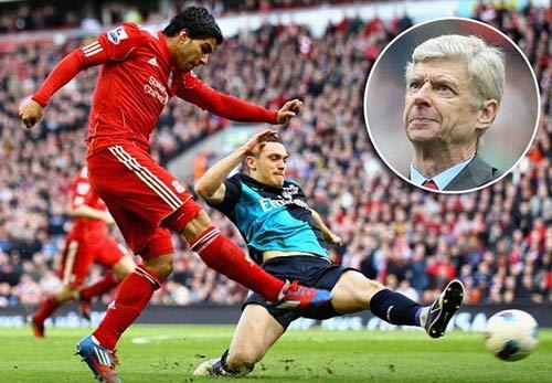 Arsenal: Mua Suarez, ôm bom nổ chậm - 1