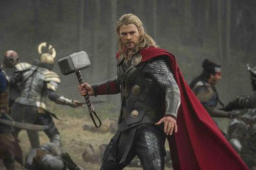 Thor 2 tung trailer hoành tráng - 1