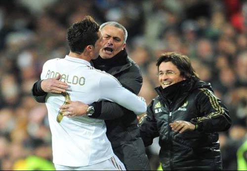 Ronaldo – Mourinho: Từ ngọt đến cay - 1