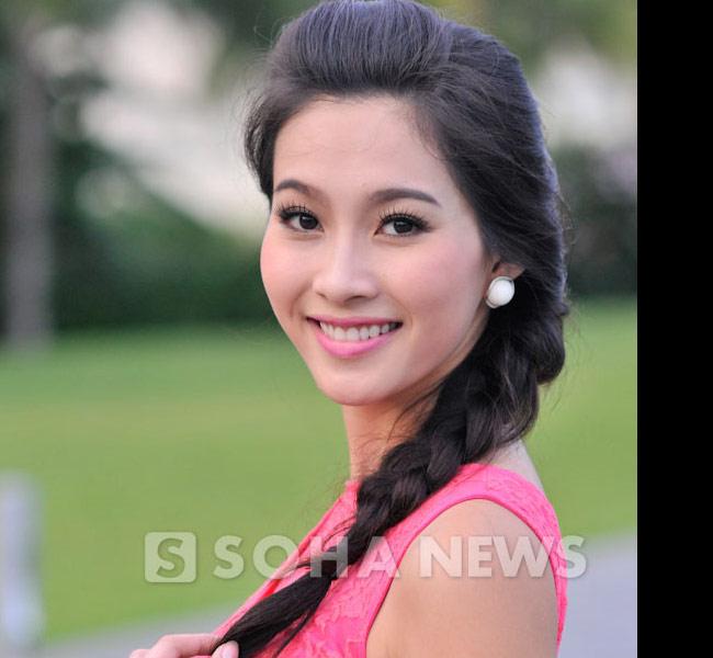 Trên trang facebook cá nhân, tân Hoa hậu Việt Nam Đặng Thu Thảo từng tự dặn bản thân rằng: 'Đừng mải mê theo đuổi mục tiêu mà người khác cho là quan trọng vì chỉ bạn mới hiểu rõ những mục tiêu nào là tốt nhất cho mình'.