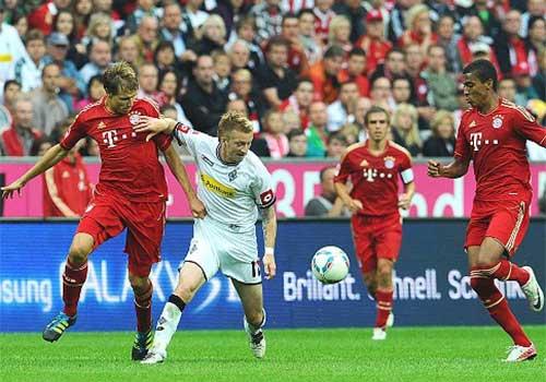 Mở màn Bundesliga 2013/14: Đón bão xa - 1