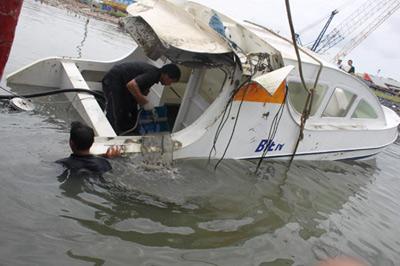 Tình người trong vụ chìm tàu kinh hoàng - 1