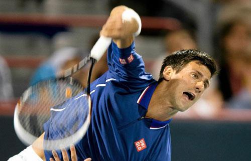 Djokovic - Istomin: Chật vật đi tiếp (V3 Rogers Cup) - 1