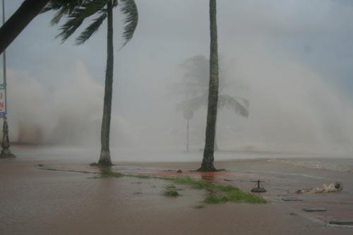3 người chết và mất tích do bão số 6 - 1