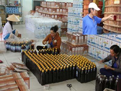 Chao đảo thương hiệu nước mắm Phú Quốc - 1