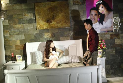 Đức Tiến chụp ảnh cưới với Kavie Trần - 1