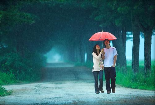 Hà Nội những ngày mưa lũ - 1