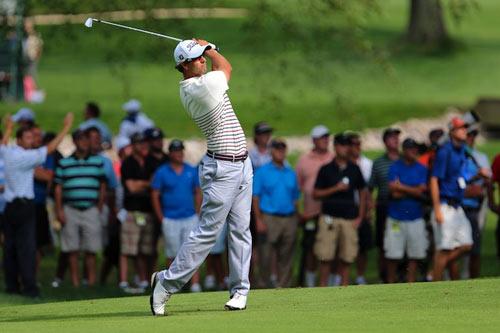 V1 PGA Championship: Scott & Furyk dẫn đầu - 1