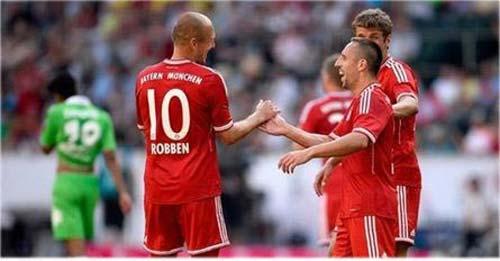 Bayern – M'gladbach: Khởi đầu như mơ - 1