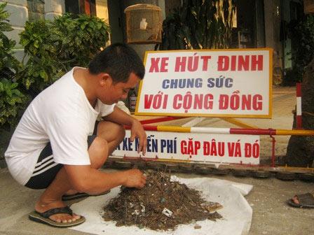 Hiệp sĩ và hành trình xuyên Việt hút... đinh - 1