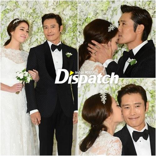 Đám cưới Lee Byung Hun gây chú ý - 1