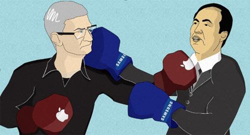 Apple - Samsung: Cuộc chiến 4 năm ròng - 1