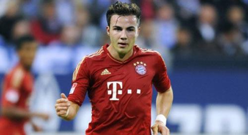 Goetze ra mắt Bayern ấn tượng - 1