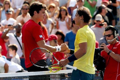 Nadal gây áp lực lên Djokovic - 1