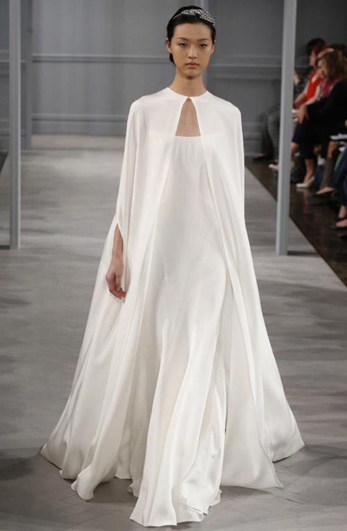 Váy cưới thơ mộng cho mùa xuân 2014 - 1