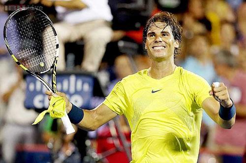 """Nadal VĐ Rogers Cup: """"Vua Masters 1000"""" đích thực - 1"""