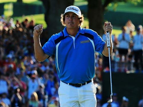 V4 PGA Championship: Chào tân vương Dufner - 1