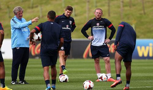 Lên tuyển Anh, Rooney khỏe như vâm - 1
