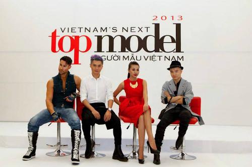 Top Model: Giám khảo người Úc gây sốc - 1