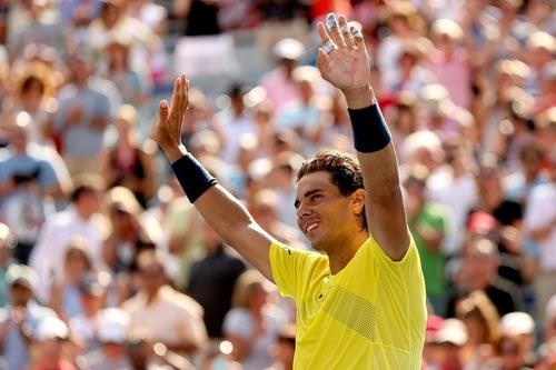 Nadal nhảy Flamenco trên sân cứng - 1