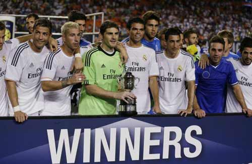 Liga 2013/14: Thế giới của Real – Barca - 1
