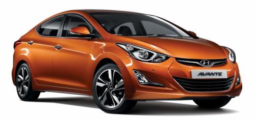 Hyundai Avante 2014 trình làng - 1