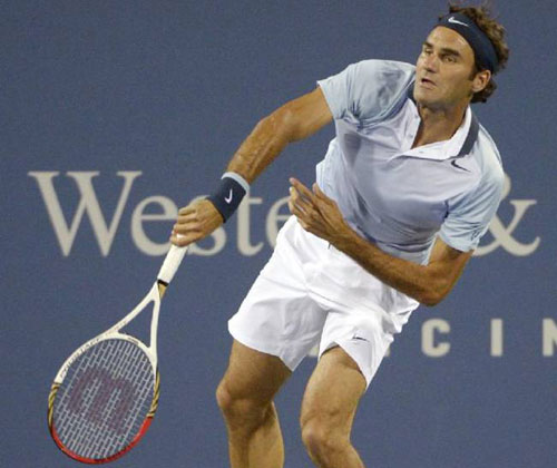 Federer - Kohlschreiber: Tìm lại cảm giác (V2 Cincinnati) - 1