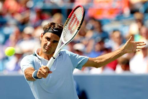 Federer - Haas: So kè quyết liệt (V3 Cincinnati) - 1