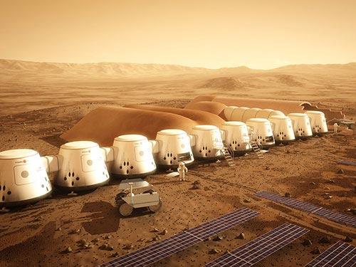 100.000 người đăng ký định cư trên sao Hỏa - 1