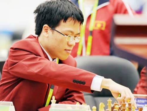 """World Cup cờ vua: Quang Liêm phải đấu """"tie-break"""" với kỳ thủ TBN - 1"""