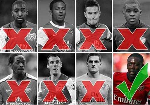 Arsenal & TTCN: Còn ai tin Wenger? - 1